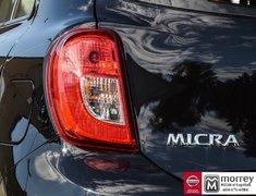 2015 Nissan Micra SV Convenience * Backup Camera, USB, Bluetooth!