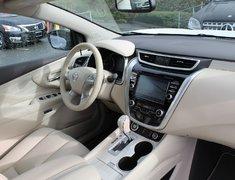 2017 Nissan Murano SL LEATHER NAVIGATION SUNROOF
