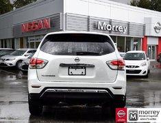 2016 Nissan Pathfinder S * 7-Passenger, Alloy Wheels, Keyless Start!