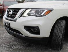 2017 Nissan Pathfinder SL LEATHER NAVIGATION SUNROOF