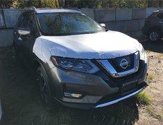 2017 Nissan Rogue SL Platinum AWD