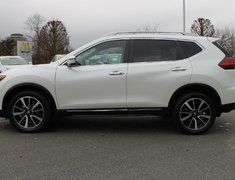 2017 Nissan Rogue PLATINUM LOADED LEATHER DEMO SAVE $