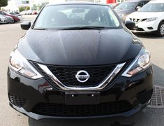 2017 Nissan Sentra SV CVT AUTO ONLY 50 KMS WOW!