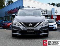 2018 Nissan Sentra SV Style * Bluetooth, Moonroof, Smart Key, USB!