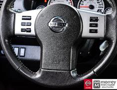 2015 Nissan Xterra PRO-4X * Fully-loaded, Leather, Navi, Camera, USB!