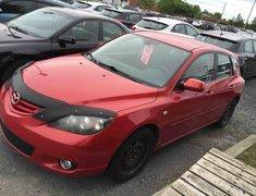 Mazda Mazda3 Base 2006