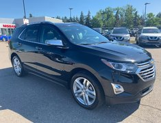 2018 Chevrolet Equinox Premier With Leather Pano Roof Nav