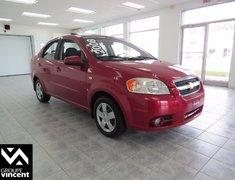 Chevrolet Aveo LT **TOIT OUVRANT** 2008