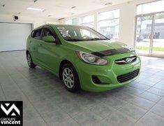 Hyundai Accent GL VITRES TEINTÉES 2012