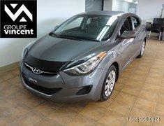 Hyundai Elantra GL CRUISE BLUETOOTH 2012