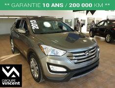 Hyundai Santa Fe LIMITED 2.0T **AWD** 2013