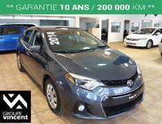 Toyota Corolla **AIR BLUETOOTH** 2014