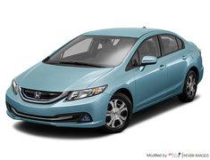 2015 Honda Civic Hybrid BASE