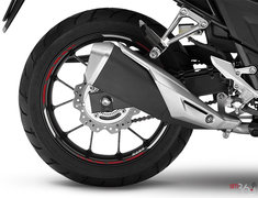 Honda CB500X ABS 2017