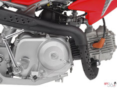 2017 Honda CRF50F STANDARD