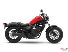 2018 Honda Motorcycle Rebel 300