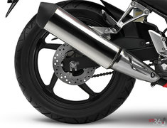 2018 Honda CBR300R ABS