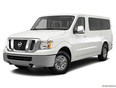 2019 Nissan NV Passenger 3500 SV