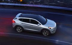 2017 Hyundai Tucson: interior space and refinement