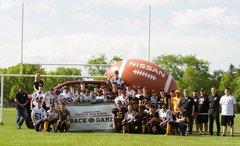 Nissan et la LCF soutiennent les jeunes sportifs