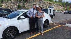 Merci à toute l'équipe Vimont Toyota!!