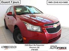 Chevrolet Cruze LT TURBO MAGS AUT AC TOUTE EQUIPE 2011