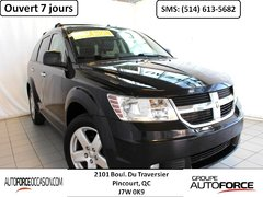 Dodge Journey R/T AWD CUIR  MAGS TOUTE EQUIPE 2009