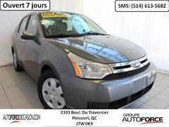 Ford Focus SE AUT AC PWR GRP 4CYL WOW 2009