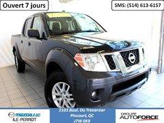 2014 Nissan Frontier SV 4X4 CREW CAB