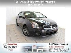 Nissan Sentra SE-R, BLUETOOTH, MAGS, SIÈGES CHAUFFANTS 2012