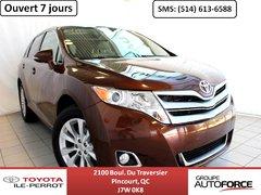 2014 Toyota Venza XLE, CUIR, TOIT PANO, SIÈGES CHAUF, BLUETOOTH