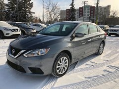 2018 Nissan Sentra 1.8 SV Style Package