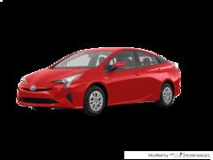 Toyota Prius FA20 2017