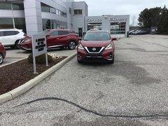 2019 Nissan Murano SL AWD CVT