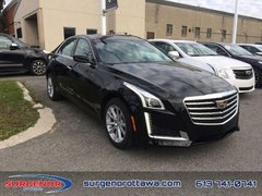 2018 Cadillac CTS Base  - Seating Package - $377.92 B/W