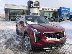 2019 Cadillac XT4 Sport  - Leather Seats - Sunroof - $399.88 B/W