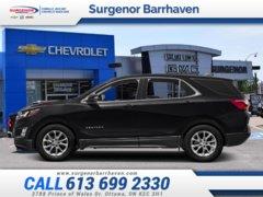 2018 Chevrolet Equinox LT  - $263.18 B/W