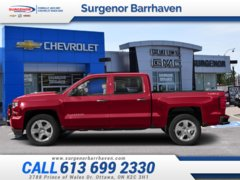 2018 Chevrolet Silverado 1500 Custom  - $317.43 B/W