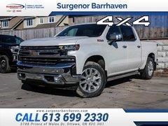 2019 Chevrolet Silverado 1500 LTZ  - Sunroof - $451.67 B/W