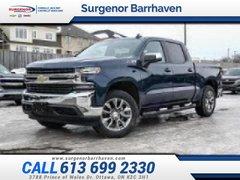 2019 Chevrolet Silverado 1500 LT  - $321 B/W