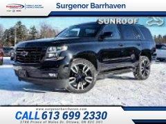 2019 Chevrolet Tahoe Premier  - RST Edition - Sunroof - $475.56 B/W