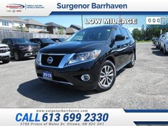 Nissan Pathfinder S  Less than 1500kms! 2016