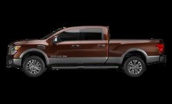 2016  Titan XD Diesel