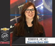 ChaniseLewis | Bruce Chevrolet Buick GMC Middleton