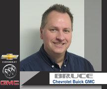 GlennFoster   Bruce Chevrolet Buick GMC Digby