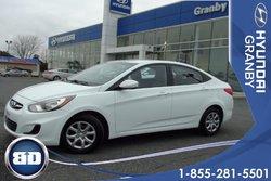 Hyundai Accent L AUTOMATIQUE BALANCE DE GARANTIE HYUNDAI 2013