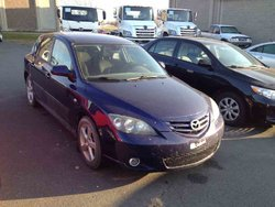 Mazda 3 Sport AIR VITRES MAGS  2006