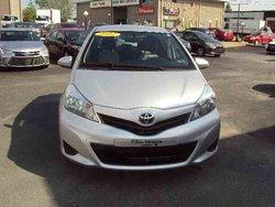 Toyota Yaris 5-dr AIR CLIMATISÉ VITRES ÉLECTRIQUES  2012