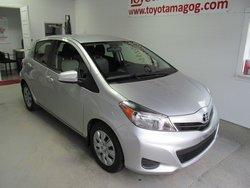 2012 Toyota Yaris LE (WOW 24960 KM) A/C,VITRE