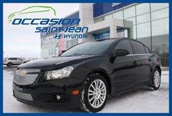 2012 Chevrolet Cruze Eco  1.4L TURBO / PNEUS HIVER